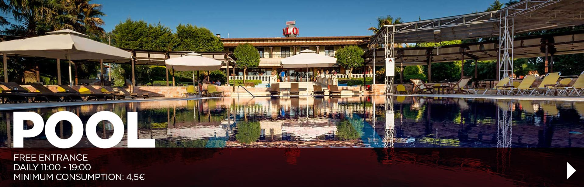 thessaloniki swimminig pool