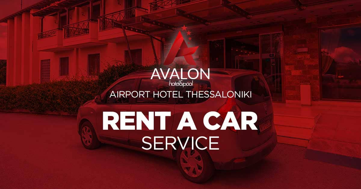 Rent A Car Thessaloniki Airport Hotel